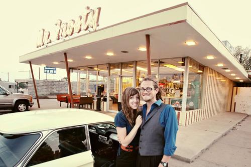 Rachel & Kevin Marshall
